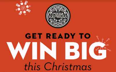 WIN this Christmas with PizzaExpress!