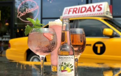 Are you ready for Bank Holiday Weekend? Summer drinks at TGI Fridays