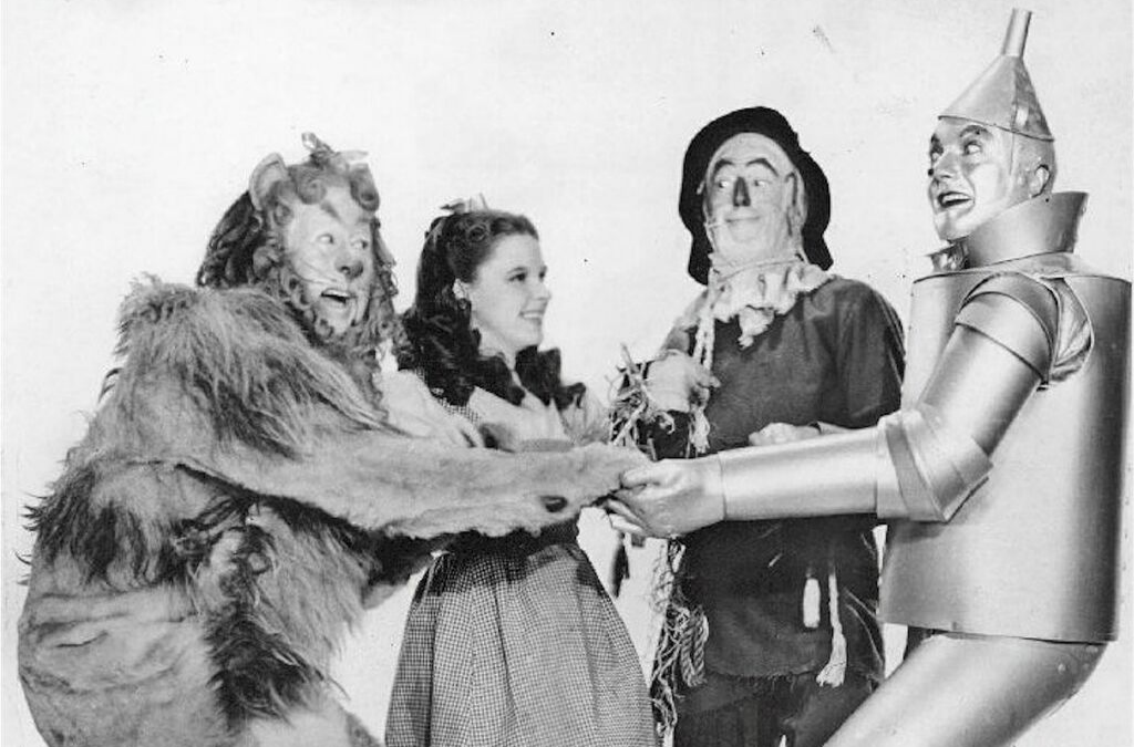 Take Part in our Wizard of Oz Quiz!
