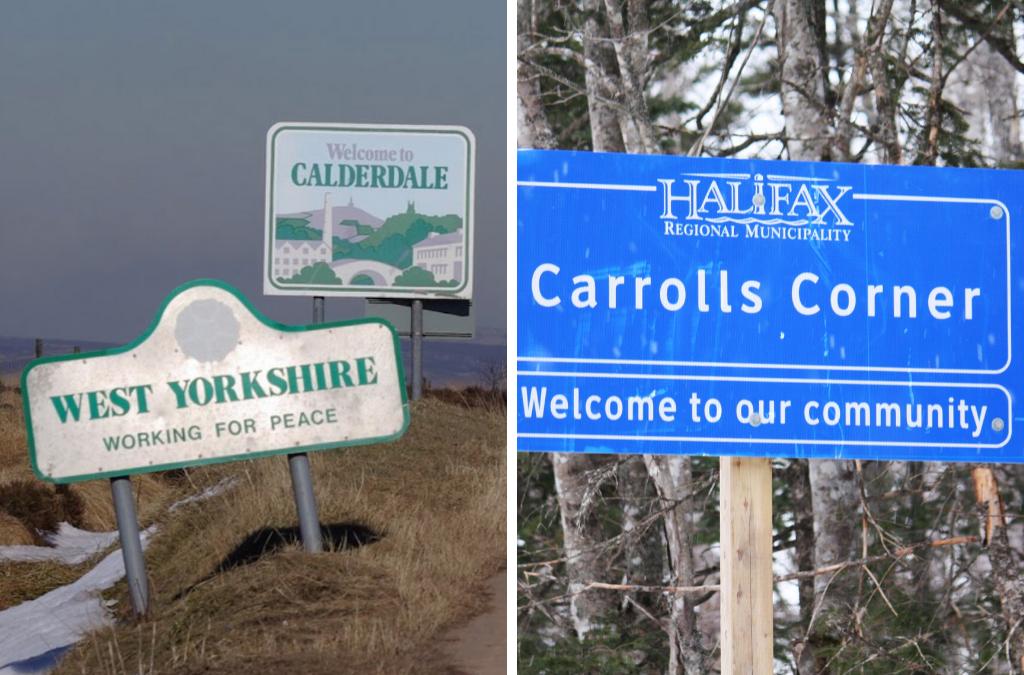 Halifax, West Yorkshire or Halifax, Nova Scotia?
